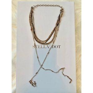 Stella & Dot Logan Layered Necklace
